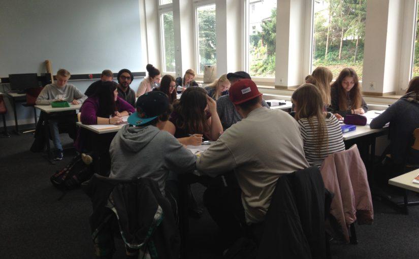 Daltonstunden für Sozialassistenten