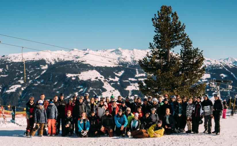 Skischulwoche 2018