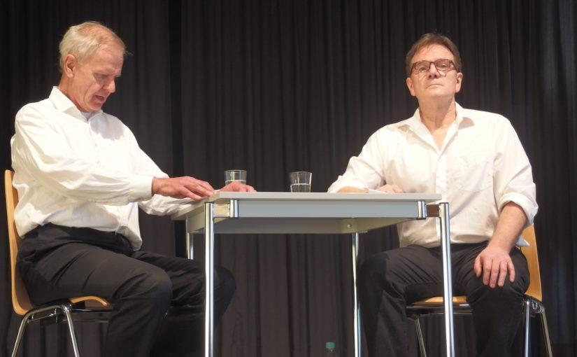 Lesung Eichmann-Protokolle