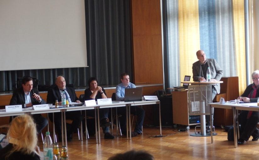 Treffen des Jugendhilfeausschusses