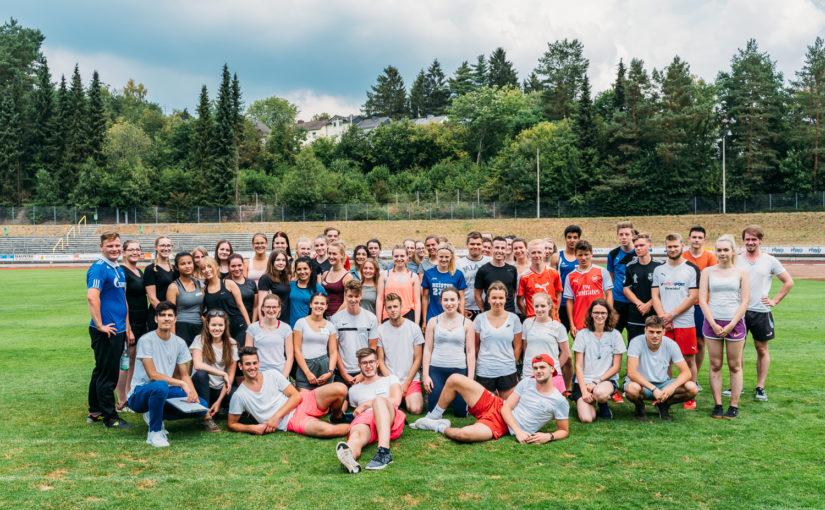 Schulsporttag des Beruflichen Gymnasiums für Gesundheit und Soziales – Deutsches Sportabzeichen 2018