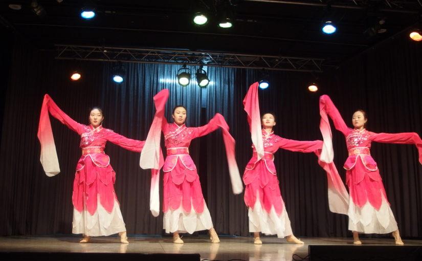 Berufskolleg AHS hat Besuch aus China