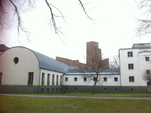 FOS 73 zu Besuch in der Abtei Königsmünster Meschede