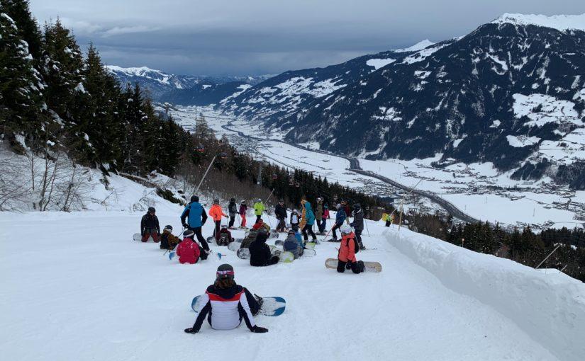Skischulwoche 2019