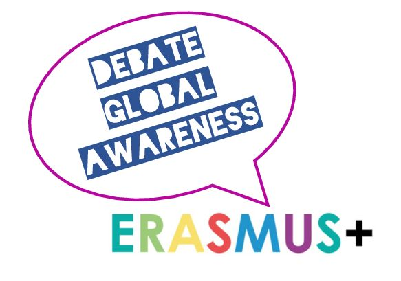 "Erasmus+: ""Debate – Global Awareness"""