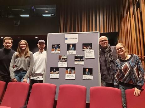 """Schülerinnen und Schüler bei Regionalkonferenz von """"Schule ohne Rassismus – Schule mit Courage"""""""